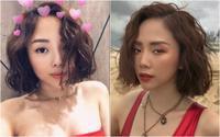 Tóc Tiên nhận 'cơn mưa' lời khen vì đổi tóc bob xoăn siêu gợi cảm