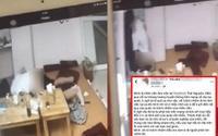 Vụ cặp đôi ngang nhiên 'mây mưa' trong quán trà sữa: Một tài khoản FB lên tiếng xin lỗi, mong mọi người ngừng chia sẻ clip