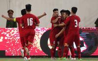Đằng sau chiến thắng của U23 Việt Nam trước Palestine
