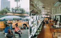 Phát hiện quán cà phê Bus cực nhiều góc 'sống ảo' ngay tại Hà Nội cho những ai không biết cuối tuần đi đâu