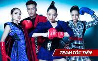 Tung bộ ảnh mới với những chiếc găng tay boxing, team Tóc Tiên ẩn ý những đòn 'lợi hại' vòng liveshow?