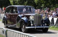 Hoàng gia Anh rao bán bộ sưu tập xe Rolls-Royce khủng