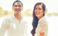 Tăng Thanh Hà chia sẻ món quà giản dị của Louis Nguyễn nhân dịp 9 năm yêu nhau