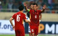 Chỉ số InStat U23 Việt Nam: Văn Quyết hay nhất, Công Phượng hiệu quả nhất
