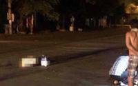 Côn đồ bắn nhau ở chân cầu, người dân đi đường vô tình bị trúng đạn tử vong