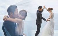 Lộ ảnh cưới lung linh của Trịnh Gia Dĩnh và Trần Khải Lâm, tiệc sẽ diễn ra vào hôm nay ở Bali