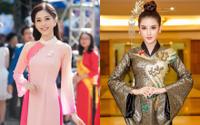 Bùi Phương Nga có 'vượt mặt' Huyền My qua đoạn clip giới thiệu bản thân tại Miss Grand International 2018?