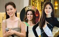 Bùi Phương Nga được đương kim Hoa hậu Hòa bình Quốc tế xuýt xoa khen ngợi vì điều này