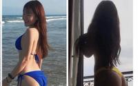 Top 5 hot girl của ĐTVN: Bạn gái Lâm 'tây' giành… Quả bóng hồng