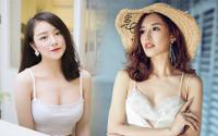 'Nữ hoàng' Phương Chi và hot girl ngủ gật: 'Việt Nam thắng Lào 6-0'