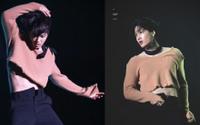 Cơ bụng săn chắc của Kai (EXO) lấp ló dưới áo crop top làm fan 'chảy máu mũi'