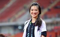 Nhiều CĐV xin được chấn thương vì 'bóng hồng' của ĐT Thái Lan quá xinh đẹp