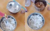 Kết luận chính thức vụ trường mầm non dùng gạo mốc xanh nấu cơm, dùng đầu cá làm thức ăn cho trẻ