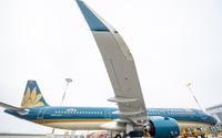 Cận cảnh máy bay A321neođầu tiên của Vietnam Airlines vừa được bàn giao tại Đức