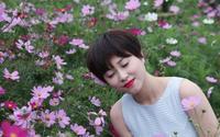 Nhan sắc xinh đẹp cá tính của em gái MC Hoàng Linh đang gây sốt mạng xã hội