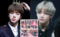 Army quyết 'chơi lớn' với 'chuyến tàu hường' dành tặng sinh nhật 2 thành viên BTS