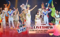 Thầy trò team Hồ Hoài Anh - Lưu Hương Giang 'quẩy sập sân khấu' với On The Floor 'cực chất'