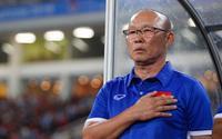 Thống kê bất ngờ: Người Hàn Quốc quan tâm đến HLV Park Hang Seo chẳng kém gì người hâm mộ Việt Nam