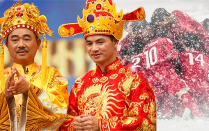 Hàng loạt sự kiện xoay quanh U23 Việt Nam có xuất hiện ở 'Táo Quân 2018'?