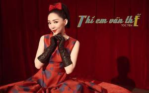 Valentine đến nơi rồi, Tóc Tiên vẫn nhất quyết tung ca khúc mới buồn rười rượi