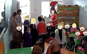 Giáo viên mầm non sai học sinh nhổ nước bọt vào bạn cùng lớp gây phẫn nộ