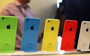 iPhone giá rẻ sắp ra mắt sẽ có màu xanh da trời, vàng và hồng