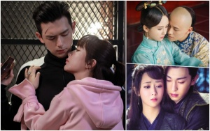 [C-Drama]: Yang Zi's Chemistry With Her Three Leading Men