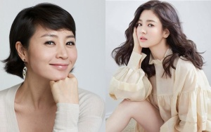[K-Drama]: Kim Hye Soo replaces Song Hye Kyo to participate in upcoming drama
