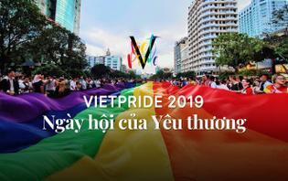 VietPride 2019: 'Đi cùng con cô thấy vui lắm, con của mình chứ con ai đâu mà ghét bỏ'