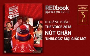 REDbook Tết Kỷ Hợi - Ngôi sao mùng 3 Tết: Nút chặn đặc biệt của The Voice 2018