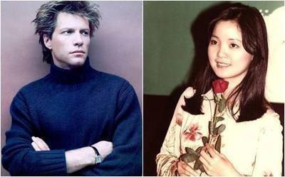 Mừng lễ Thất tịch, Bon Jovi hát hit Đặng Lệ Quân