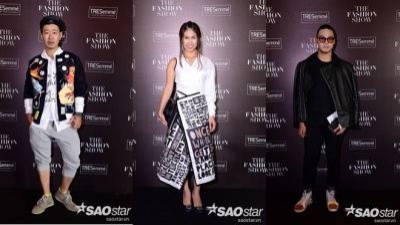 Muôn màu fashionista Việt tại The Fashion Show 2016