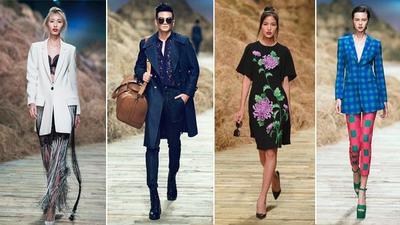 Jean - Caro - Hoa cúc - Tua rua: Countryside fashion show ghi dấu ấn đầy sắc màu