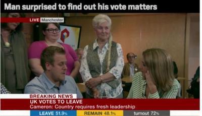 Cử tri Anh ân hận vì đã bỏ phiếu 'đi' một cách thiếu cẩn trọng