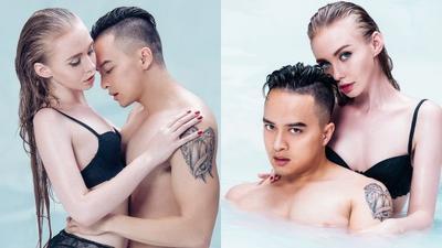 Cao Thái Sơn tung ảnh nóng 'bỏng mắt' sau khi lệnh cấm nude dỡ bỏ