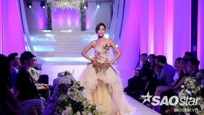 Bị chê diện áo cưới kém sắc, Diệp Linh Châu nên làm gì để tỏa sáng