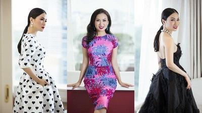 Ca sĩ Hà Phương khoe vẻ đẹp viên mãn trong trang phục Đỗ Mạnh Cường