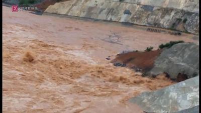 Sức tàn phá khủng khiếp của lũ thủy điện Sông Bung 2