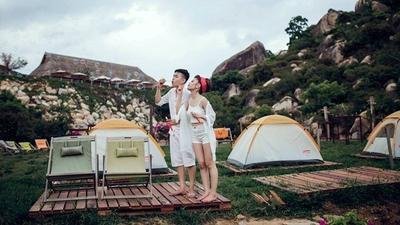 Những địa điểm tuyệt đẹp để cắm trại mùa thu