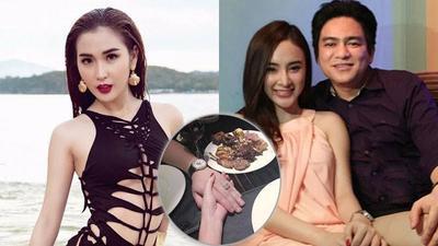 Rộ tin Ngọc Loan hẹn hò với người yêu cũ của Angela Phương Trinh