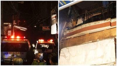 Cháy nhà ở Sài Gòn, 6 người chết