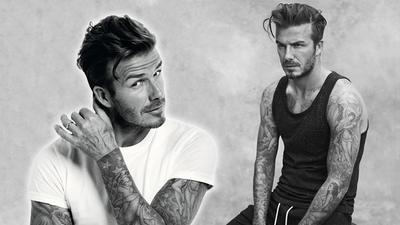 Không chỉ ra mắt bộ sưu tập mới, quý ông David Beckham còn chất đến thế này đây!