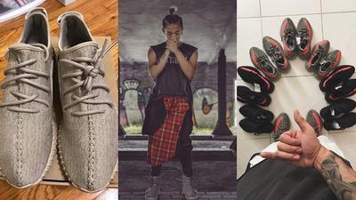 Chàng fashionisto Việt kiều Úc và niềm đam mê mãnh liệt với những đôi giày Yeezy