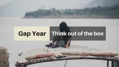 Gap Year - Cơ hội 'nóng phỏng tay' cho bạn thử thách chính bản thân mình