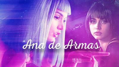 Ana de Armas - Cô đào 'vạn người mê' trong phim 'Blade Runner 2049'