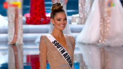 Người đẹp Nam Phi vừa đăng quang Hoa hậu Hoàn vũ Thế giới 2017 là ai?
