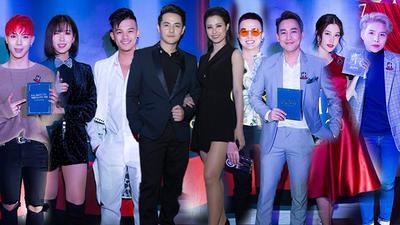 Hàng loạt ngôi sao hàng đầu showbiz Việt chìm đắm trong tuyệt tác âm nhạc và điện ảnh kết hợp này