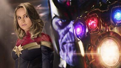 Captain Marvel có thể là khách mời 'phút chót' của siêu phẩm 'Avengers: Infinity War'?