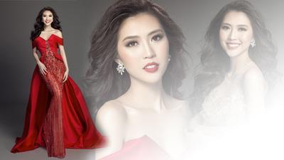 Đạt gần 300.000 lượt bình chọn, Tường Linh sẽ lọt top 15 Miss Intercontinental?