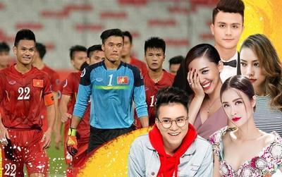 Loạt sao Việt tự hào, an ủi U23 Việt Nam: 'Các em đã quá tuyệt vời'